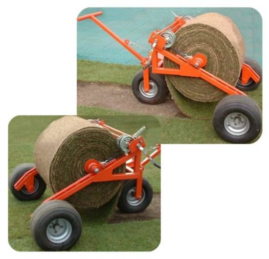 Hallmarket Turf Machinery Ltd  - Our Products